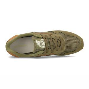 New Balance ML373CVG Herren Sneaker khaki 697831-60 20  – Bild 3