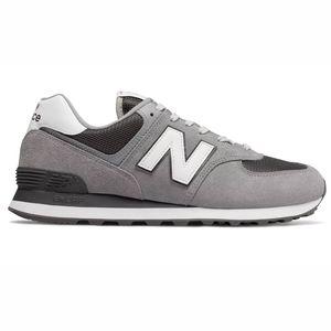 New Balance ML574EST Herren Sneaker hellgrau 698001-60 122