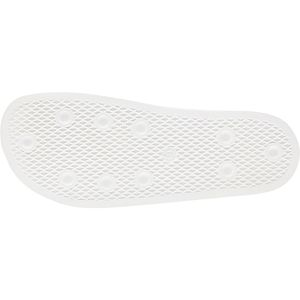 adidas Originals Adilette Badeschuhe off white grey CG6435 – Bild 6
