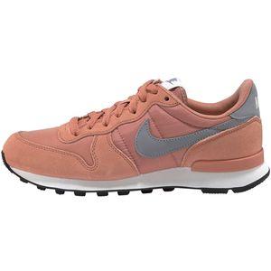 Nike WMNS Internationalist Damen Sneaker rose gold wolf grey 828407 615 – Bild 3