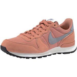 Nike WMNS Internationalist Damen Sneaker rose gold wolf grey 828407 615 – Bild 2