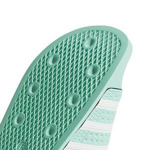 adidas Originals Adilette W Damen Badeschuhe clear mint CG6538 – Bild 5