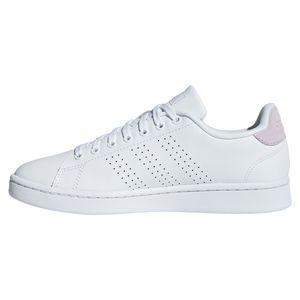 adidas neo Cloudfoam Advantage Damen Sneaker weiß F36481 – Bild 2