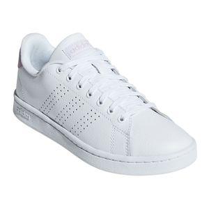 adidas neo Cloudfoam Advantage Damen Sneaker weiß F36481 – Bild 3