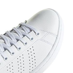 adidas neo Cloudfoam Advantage Damen Sneaker weiß F36481 – Bild 8