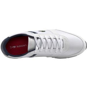 Lacoste Menerva Sport Herren Sneaker weiß navy 7-37CMA0064042 – Bild 3