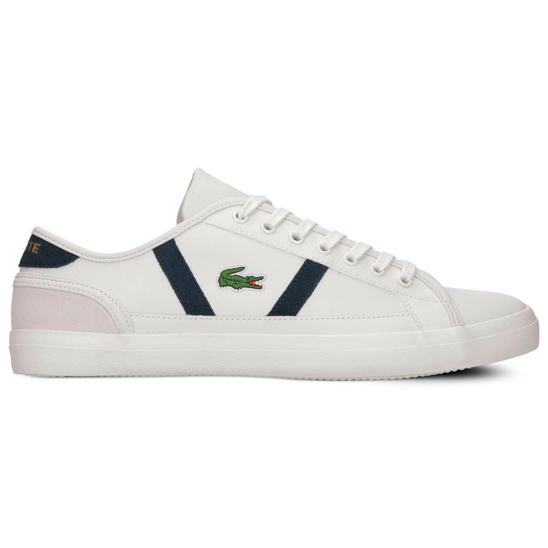 Lacoste Sideline 119 Herren Sneaker weiß navy 7-37CMA0068WN1