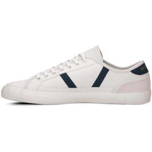 Lacoste Sideline 119 Herren Sneaker weiß navy 7-37CMA0068WN1 – Bild 2