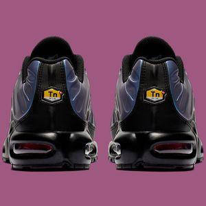 Nike Air Max Plus SE Herren Sneaker black laser fuchsia AJ2013 006 – Bild 3