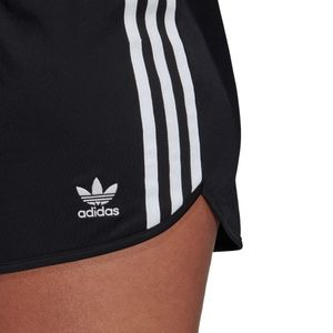 adidas Originals 3-Stripes Short Damen schwarz weiß DV2555 – Bild 5