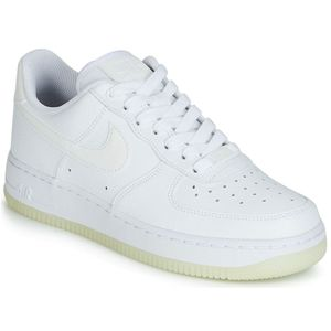 Nike WMNS Air Force 1 '07 ESS Damen Sneaker weiß AO2132 101 – Bild 2