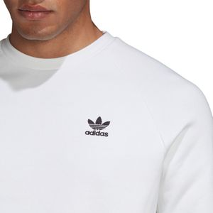 adidas Originals Essential Crew Sweater Herren weiß DV1599 – Bild 7