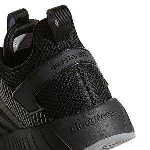 adidas neo Questar BYD Herren Sneaker schwarz F35040 – Bild 3