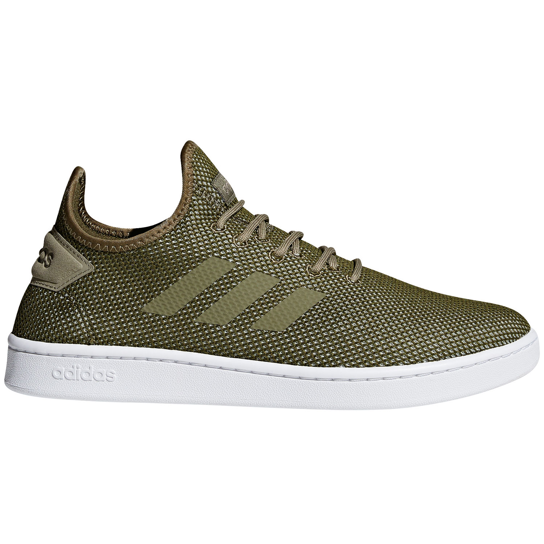 adidas neo Court Adapt Herren Sneaker khaki weiß F36420