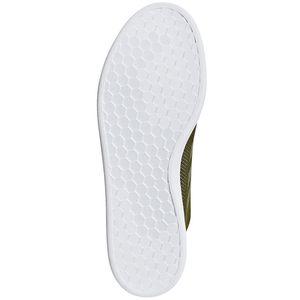 adidas neo Court Adapt Herren Sneaker khaki weiß F36420 – Bild 6