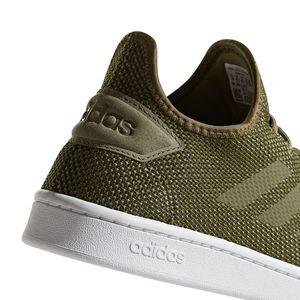 adidas neo Court Adapt Herren Sneaker khaki weiß F36420 – Bild 2