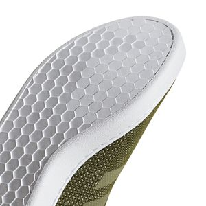 adidas neo Court Adapt Herren Sneaker khaki weiß F36420 – Bild 5