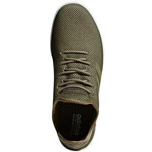 adidas neo Court Adapt Herren Sneaker khaki weiß F36420 – Bild 4
