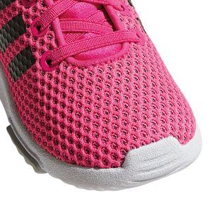 adidas neo Racer TR INF Kinder Sneaker pink schwarz weiß F36450 – Bild 3