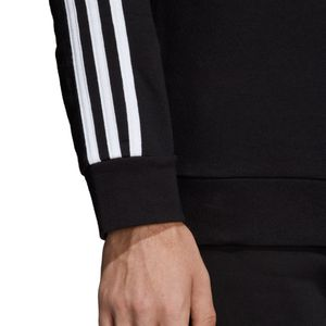 adidas Originals 3-Stripes Crew Sweater Herren schwarz DV1555 – Bild 7