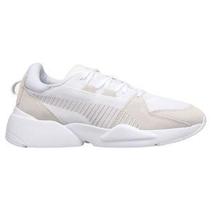 Puma Zeta Suede Herren Sneaker grau weiß 369347 02 – Bild 1