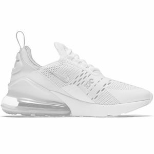 Nike Air Max 270 GS Kinder Sneaker weiß 943345 103