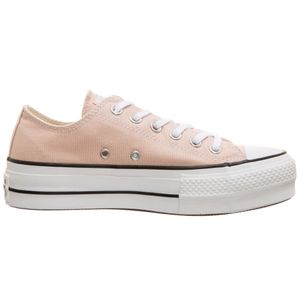 Converse CT AS LIFT OX Chuck Taylor All Star 563497C beige weiß – Bild 1