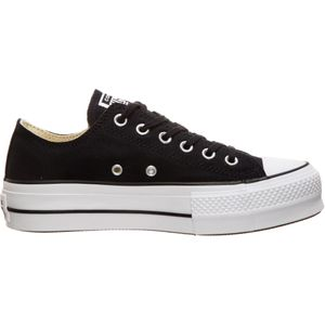 Converse CT AS LIFT OX Chuck Taylor All Star 560250C schwarz weiß – Bild 1