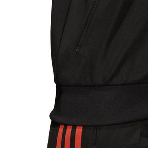 adidas Originals SST Track Top Damen Jacke schwarz orange DU9941 – Bild 7