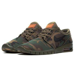 Nike Stefan Janoski Max Herren Sneaker camouflage 631303 203 – Bild 2
