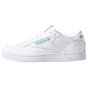 Reebok Sneaker Club C 85 Leder weiß grün – Bild 2