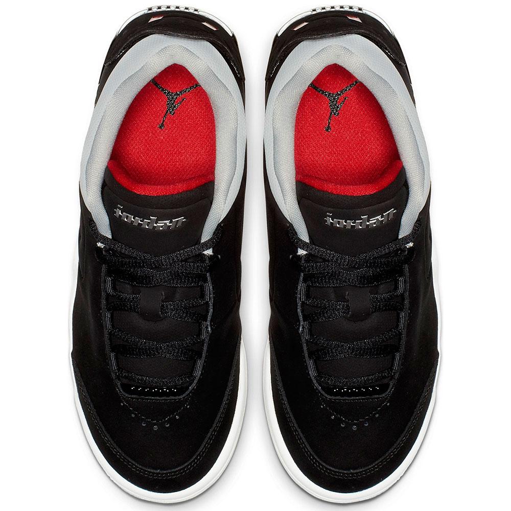d44ec31ecf Jordan Big Fund GS Kinder Sneaker schwarz weiß BV6434 001 – Bild 4