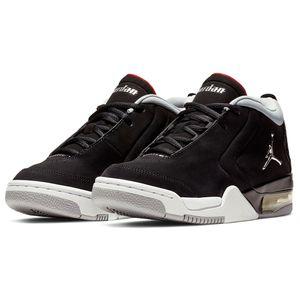 Jordan Big Fund GS Kinder Sneaker schwarz weiß BV6434 001 – Bild 2