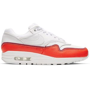 Nike WMNS Air Max 1 SE white-team orange  881101 102 – Bild 1