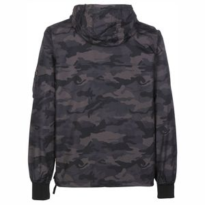 Alpha Industries LW Anorak Herrenjacke black camo 196135/125 – Bild 2