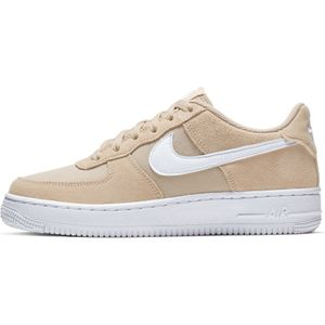 Nike Air Force 1 PE GS Sneaker Low Top beige weiß BV0064 200 – Bild 2