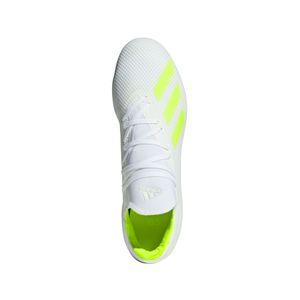 adidas X 18.3 FG  Herren Fußballschuhe Nockenschuhe weiß gelb BB9368 – Bild 6
