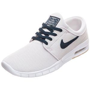 Nike Stefan Janoski Max Herren Sneaker weiß blau 631303 034 – Bild 3
