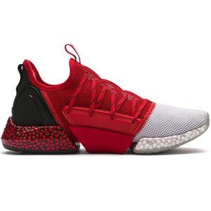 Puma Hybrid Rocket Runner Herren Sneaker rot weiß schwarz 191592 06 – Bild 1