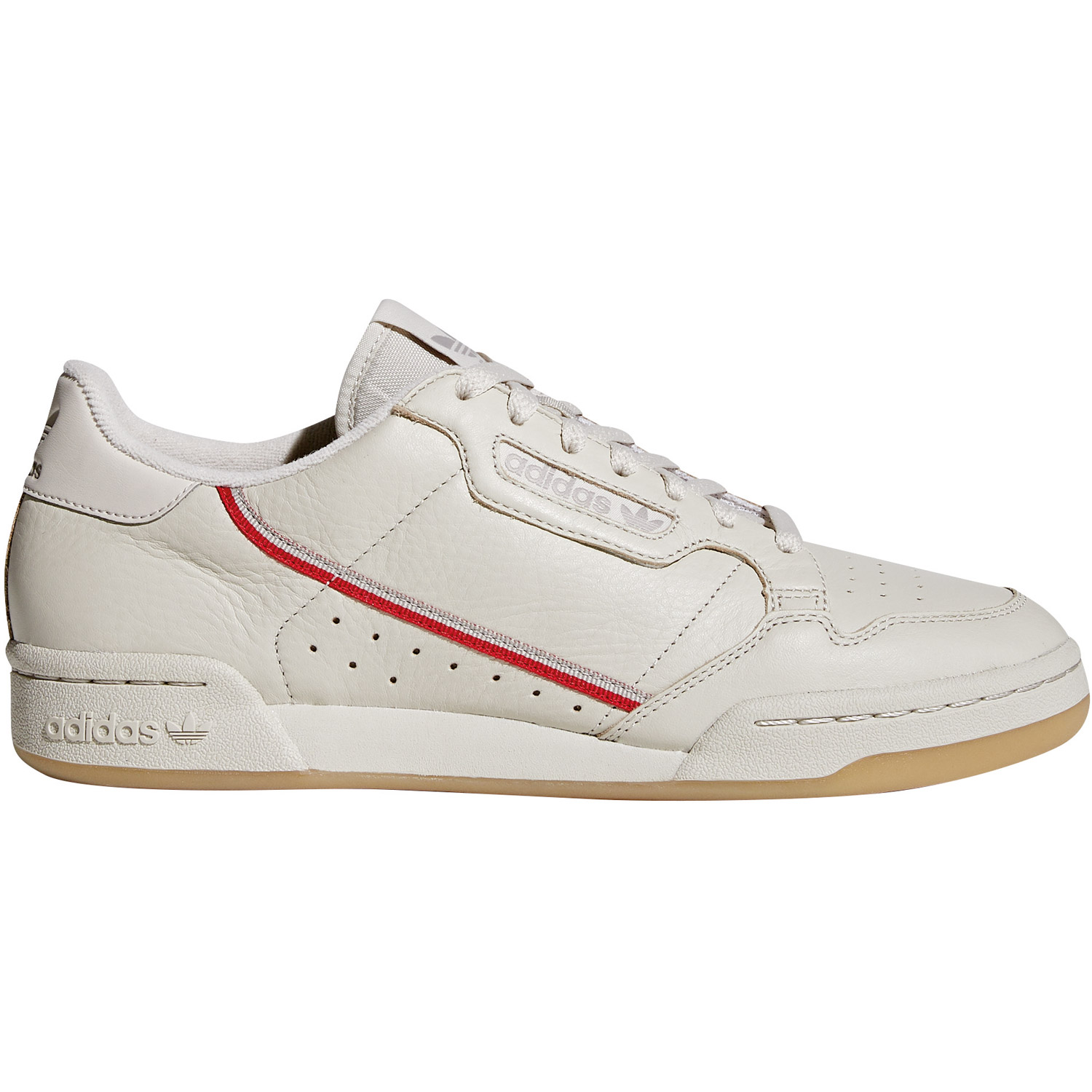 Details zu adidas Originals Continental 80 Sneaker clear brown BD7606