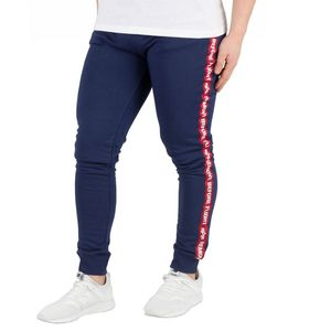 Alpha Industries RBF Tape Jogger Hose blau 196317/435 – Bild 2