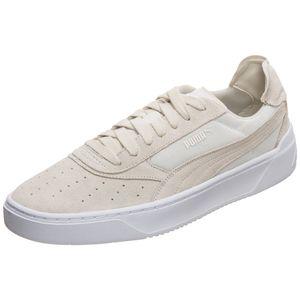 Puma Cali-O Summer Herren Sneaker beige weiß 369283 02 – Bild 2
