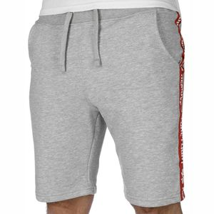 Alpha Industries RBF Tape Jogger Short Herren grau 196319/17  – Bild 1