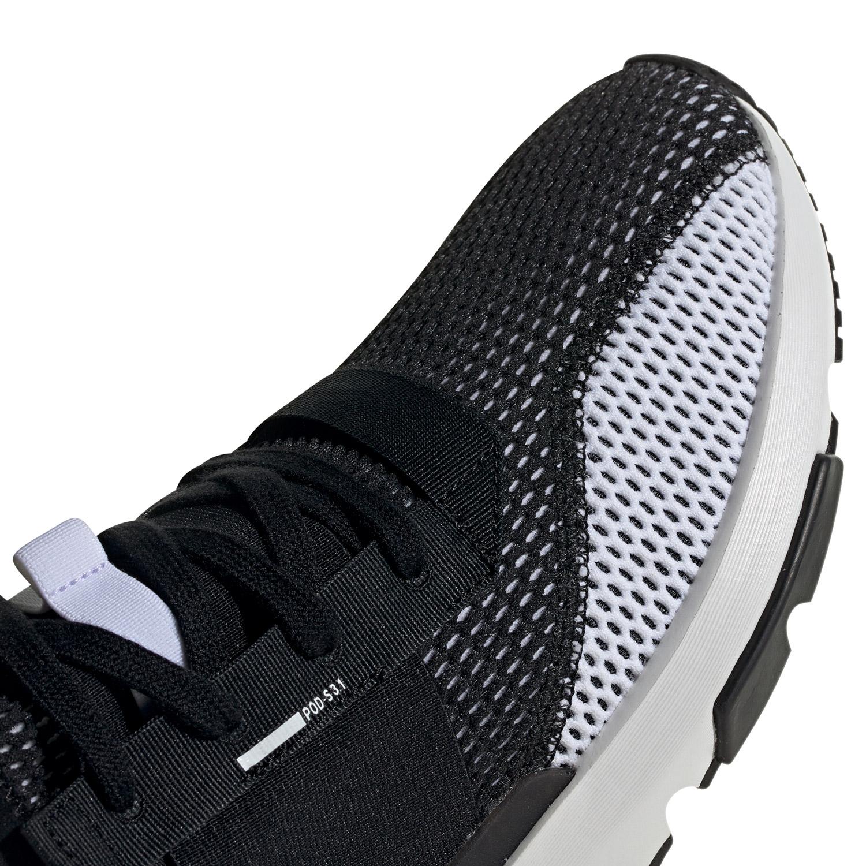 adidas Originals POD S3.1 Herren Sneaker schwarz weiß DB2930
