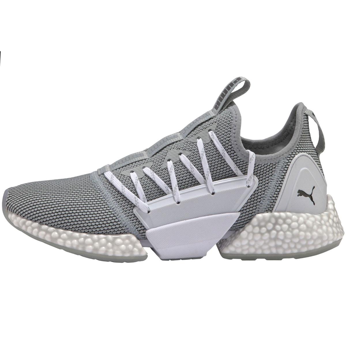 Puma Hybrid Rocket Runner Herren Sneaker grau weiß 191592 07