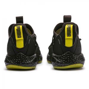 Puma Hybrid Rocket Runner Herren Sneaker schwarz gelb 191592 09 – Bild 4