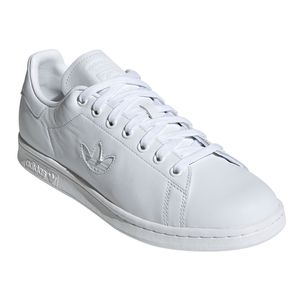 adidas Originals Stan Smith Herren Sneaker weiß BD7451 – Bild 3