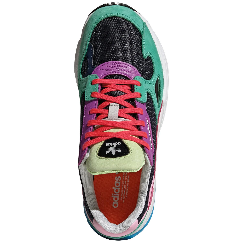 08247364bfde54 adidas Originals Falcon W Damen Sneaker multicolor CG6211 – Bild 4