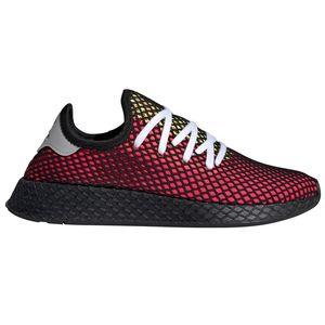 adidas Originals Deerupt Runner Herren Sneaker rot neon CM8448 – Bild 1