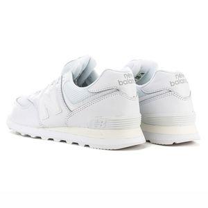 New Balance ML574NSF Herren Sneaker weiß 723871-60 3 – Bild 3